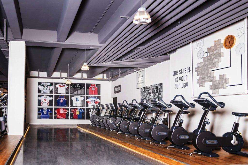 Fitnessstudio Tammerfeld am Breuningerland