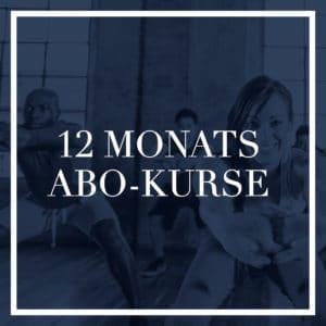 12 Monats Kurs-Mitgliedschaft